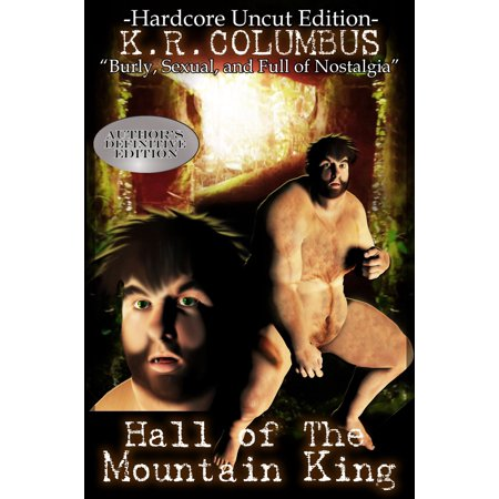 Hall of The Mountain King - eBook