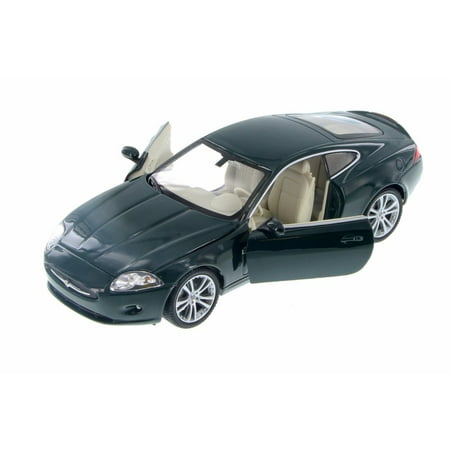 Jaguar Xk Green Welly 22470wgn 1 24 Scale Diecast Model Toy Car