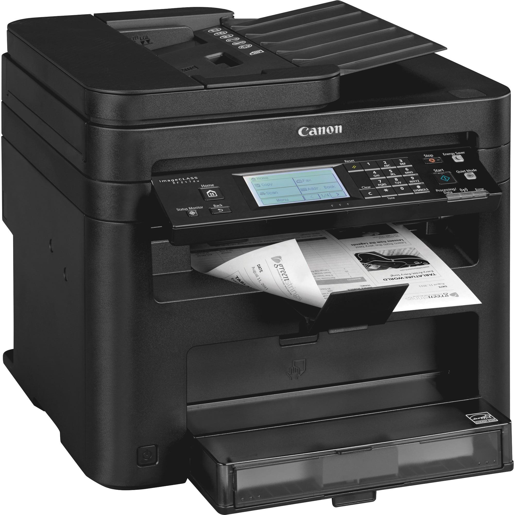 Canon imageCLASS MF247dw All-in-1 Laser Printer