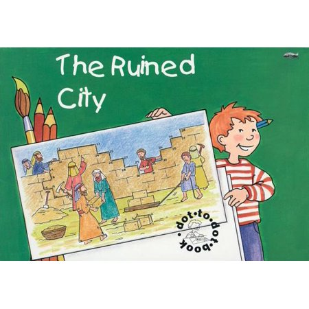 The Ruined City : Bible Events Dot to Dot Book](City Pages Halloween Events)