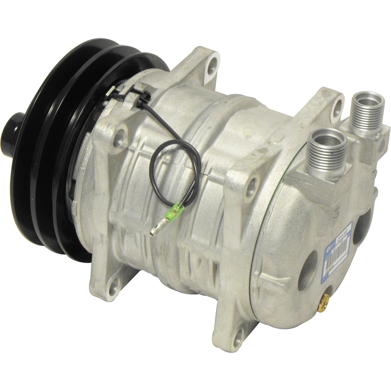 New A/C Compressor and Clutch 1010749 -