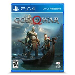 God of War, Sony, PlayStation 4, 711719506133