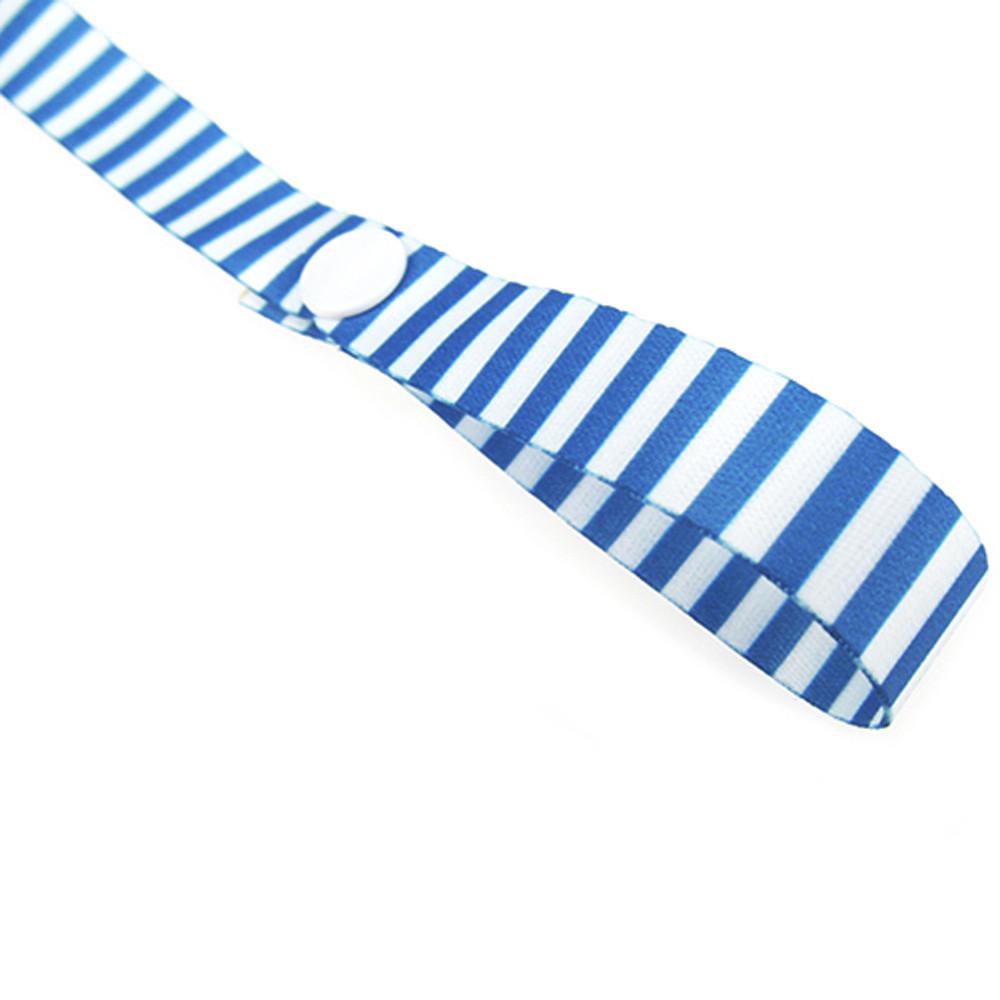 Kid Anti-Drop Hanger Belt Holder Toys Stroller Strap Fixed Car Pacifier Chain