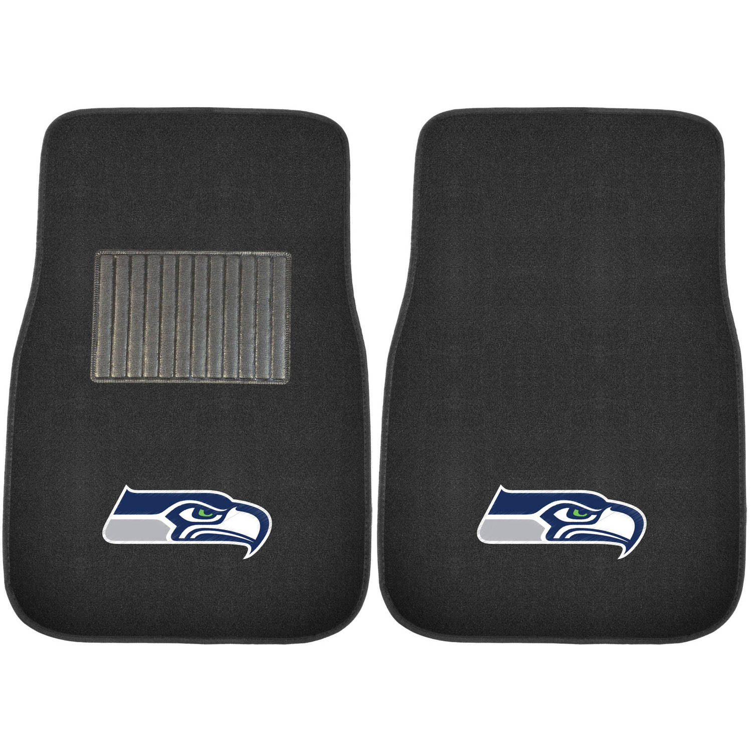 NFL Seattle Seahawks Embroidered Car Mats