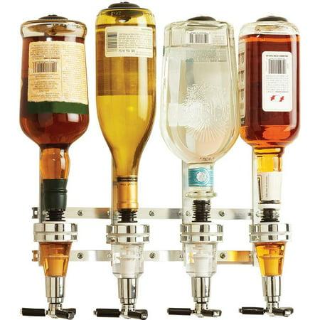 Wyndham House™ 4-Bottle Liquor Dispenser