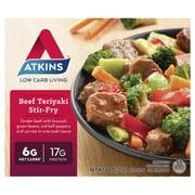 Atkins Beef Teriyaki Stir-Fry, 8 oz