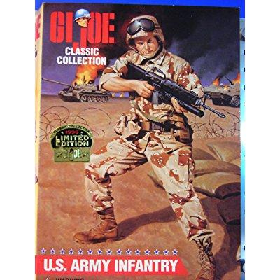 gi joe u.s. army infantry by