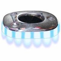 SeaSense LED Rod Holder Accent Bezel, Blue
