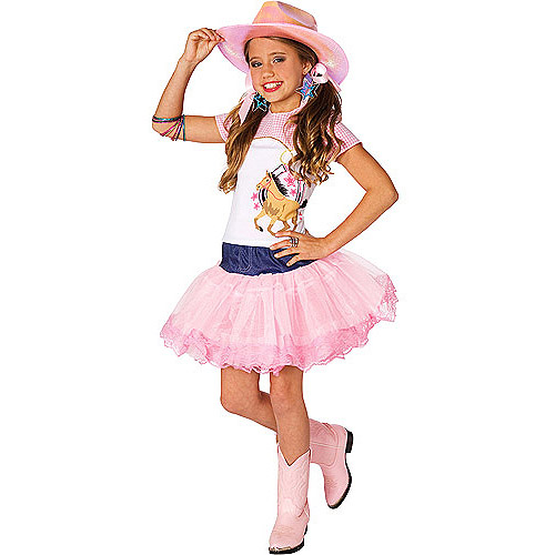 Pop Star Cowgirl Child Halloween Costume