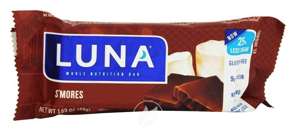 S Mores Luna Bar Pack Of 2 Walmart Com Walmart Com