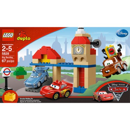 Lego Duplo Disney Cars Big Bentley Walmartcom