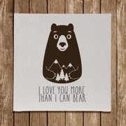Glenna Jean North Country Love Bear Wall D cor