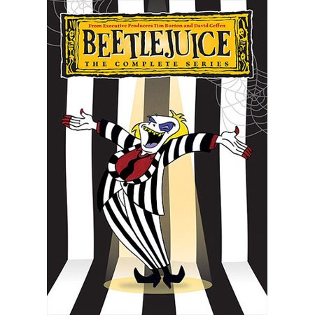 Beetlejuice: The Complete Series (DVD) - Beetlejuice Valentines