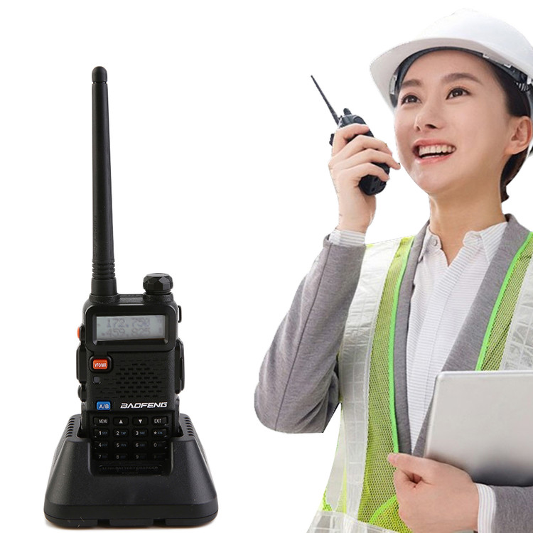 BAOFENG BF-F8+ Professoonal 128 Memory Walkie Talkie Walk...