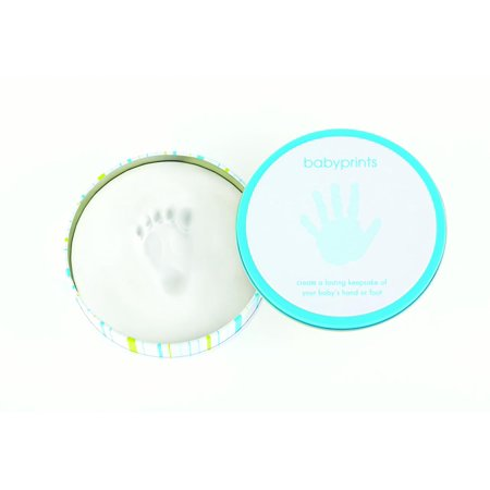 Pearhead Babyprints Tin, Blue