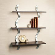 Danya B Waves 3 Level Shelving System