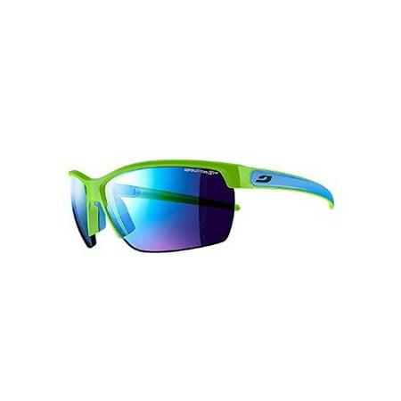 71ac3e5e04533f Julbo - Julbo J4841116 ZEPHYR Green Light Blue Spectron 3CF Sunglasses -  Walmart.com