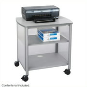 Safco Impromptu Machine Stand in Gray