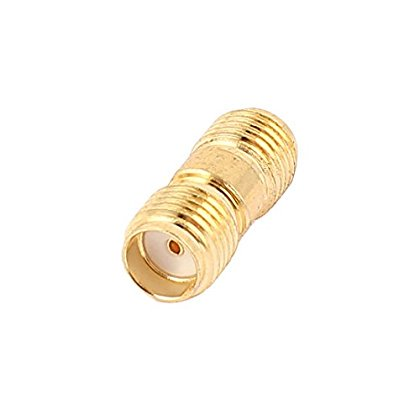 1x Thread Straight SMA Female to Female Jack RF Adapter Connector