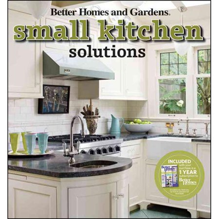 Better Homes And Gardens Small Kitchen Solutions