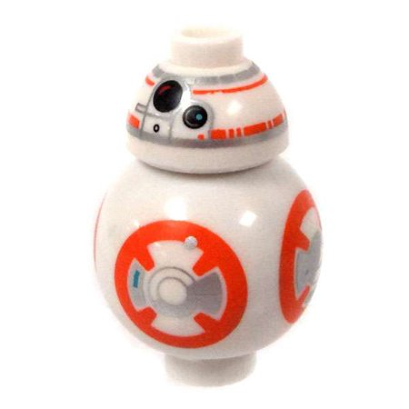 LEGO Star Wars The Force Awakens BB-8 (Star Wars Lego Mini Figure)