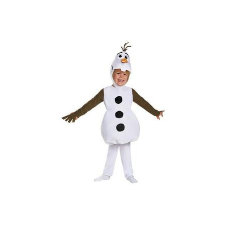 Olaf Costume For Girls (Disney Olaf From Frozen Baby Boy)