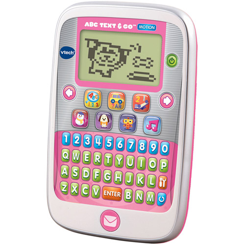 Image of VTech ABC Text and Go Motion, Pink