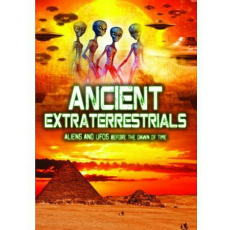 ANCIENT EXTRATERRESTRIALS-ALIENS & UFOS BEFORE DAWN OF TIME (DVD) (DVD)