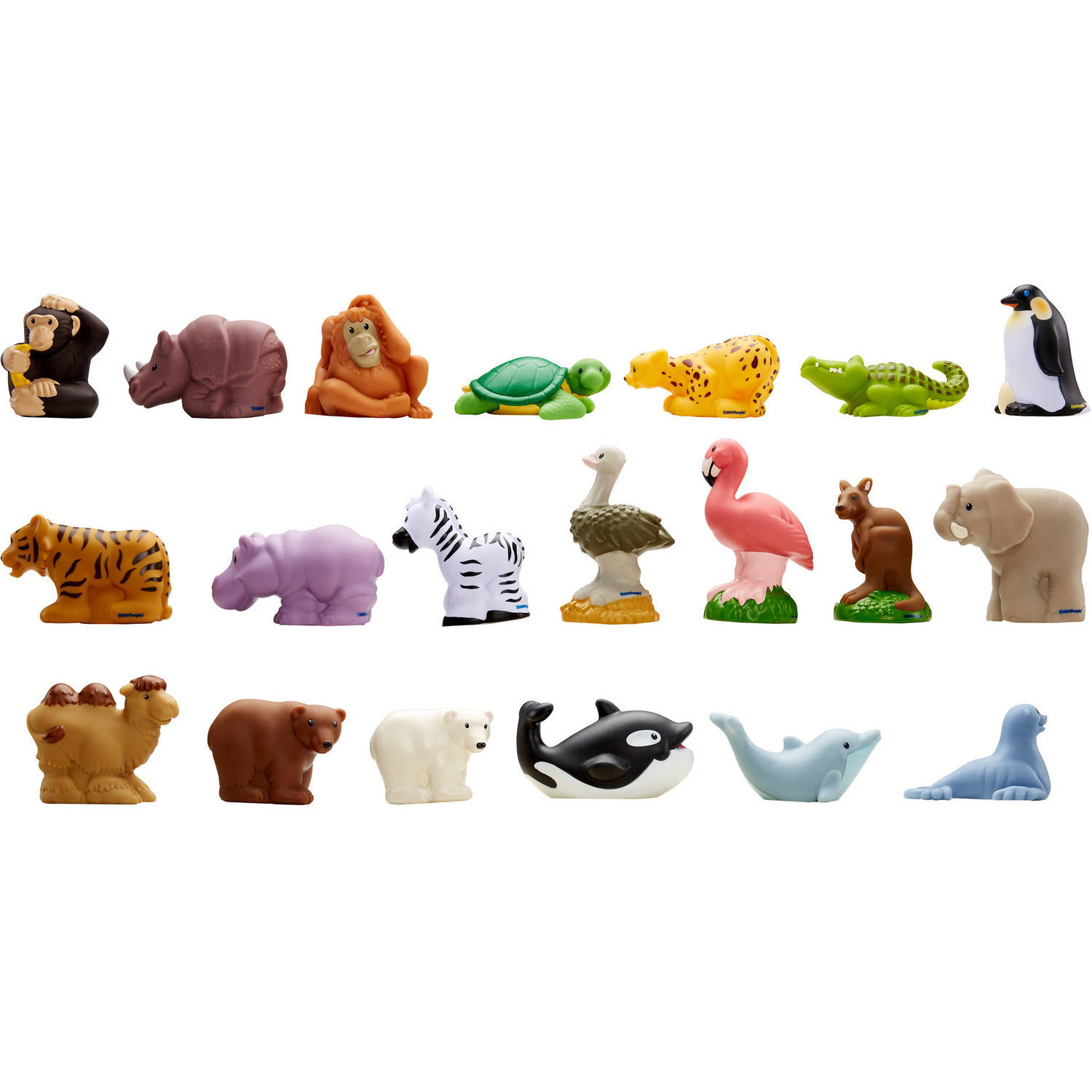 Fisher Price Little People Animal Pack by