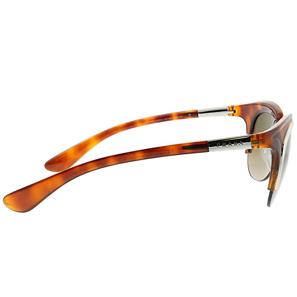14d1750e88f4 Prada - Prada PR 68OS 1BC6S1 49mm Womens Cat-Eye Sunglasses - Walmart.com