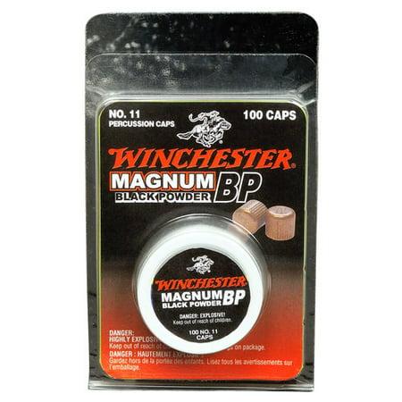 Winchester #11 Percussion Caps - Walmart com
