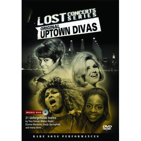 Lost Concerts Series  Original Uptown Divas