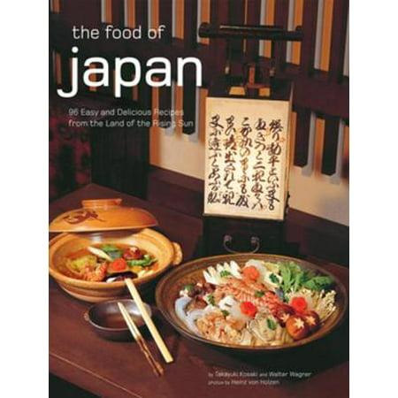 The Food of Japan - eBook - Halloween Japanese Food