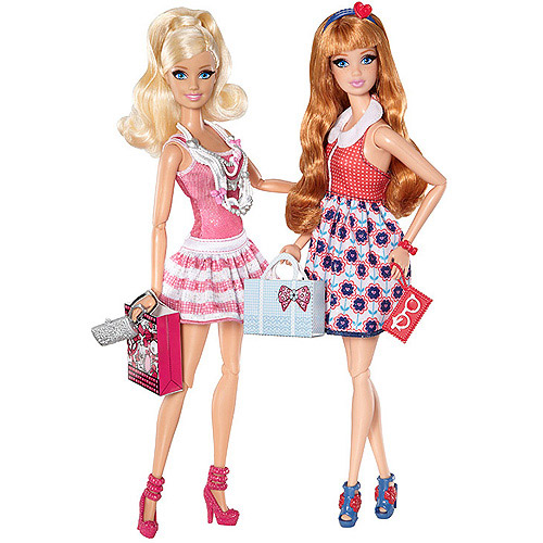Mattel Barbie Life in the Dreamhouse Barbie & Midge Giftset