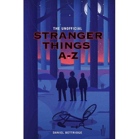 The Unofficial Stranger Things A-Z - Netflix Halloween