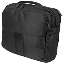 Powerbag Business Class Laptop Carrying Case with Battery for Charging Smartphones Tablets and eReaders RFAP 0