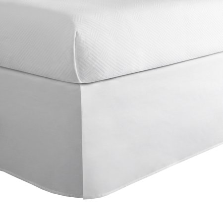 Full White Bedskirt (Better Home & Gardens Tailored Bed Skirts)