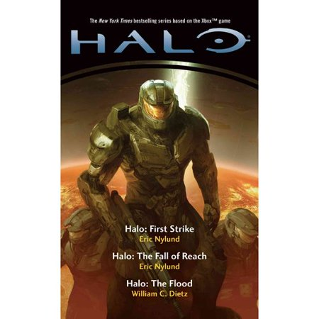 Halo: The Definitive Edition: First Strike   the Fall of Reach   the Flood by