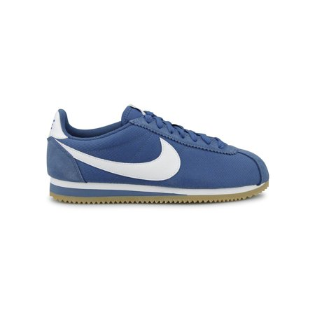 1d28e26162df Nike - Nike 807472-405  Mens Classic Cortez Nylon Sneakers - Walmart.com