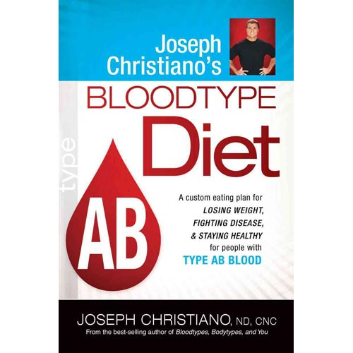 Joseph Christiano's Bloodtype Diet: Type O