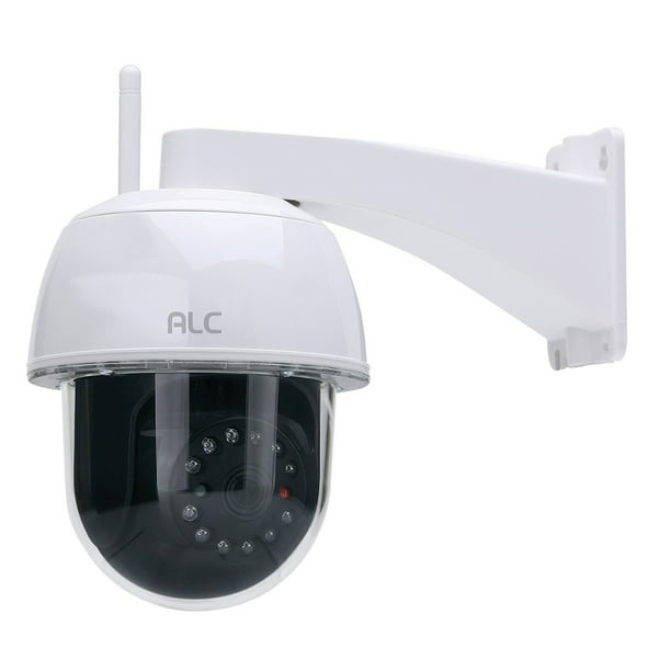 ALC 1080p Outdoor Security Pan&Tilt Wi-Fi Camera with Cloud and On-Camera Recording