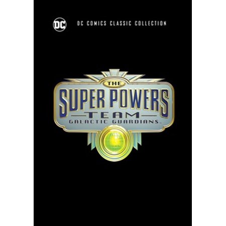 The Super Powers Team: Galactic Guardians (DVD)