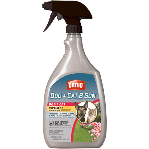 Ortho Dog & Cat B Gon Dog & Cat Repellent Ready-to-Use, 24 oz
