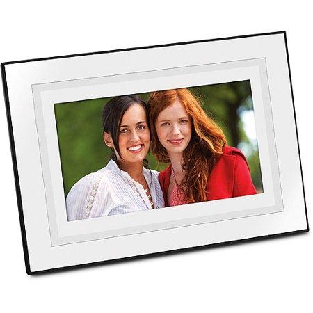 kodak 10 easyshare w1020 wireless digital frame with home decor kit - Wireless Picture Frame