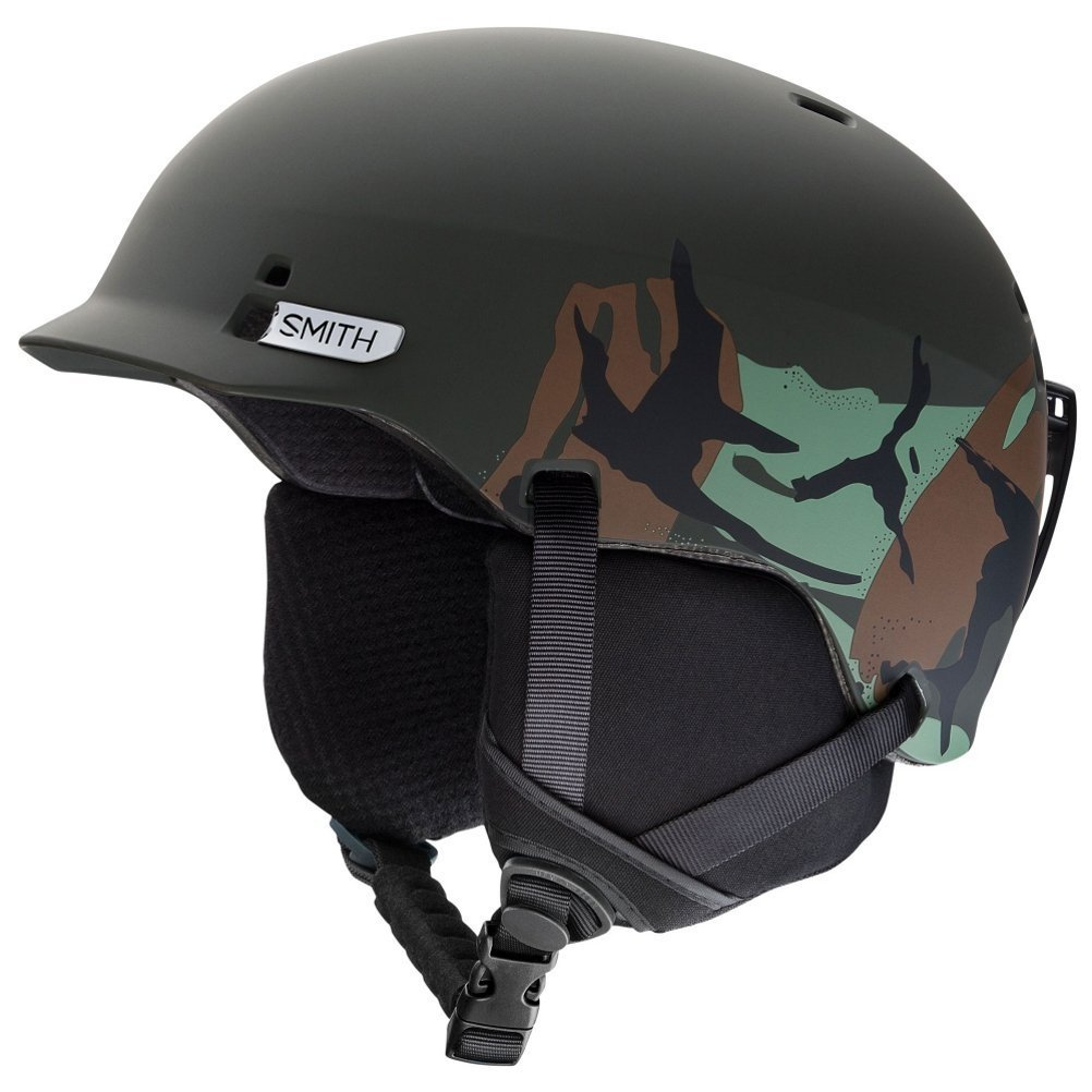 Smith Optics Helmet Mens Gage Airflow Climate Control H16-GA by Smith