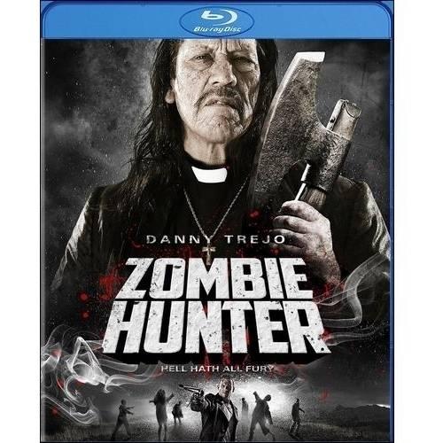 Zombie Hunter (Blu-ray + VUDU Digital HD) (Walmart Exclusive)