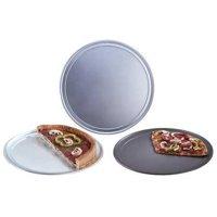 AMERICAN METALCRAFT TP9 Pizza Pan,Wide Rim,9 In.