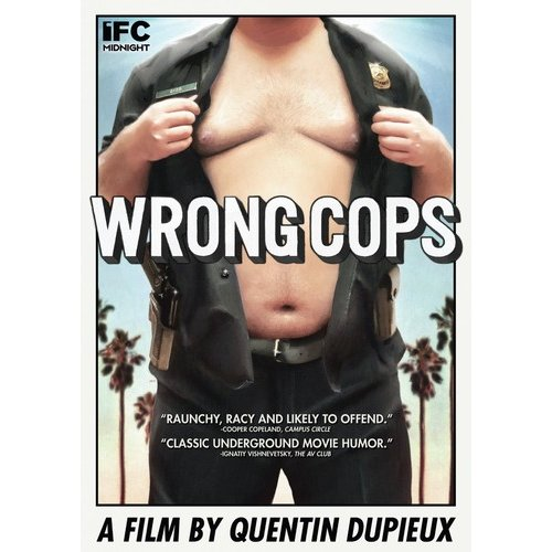WRONG COPS (DVD)