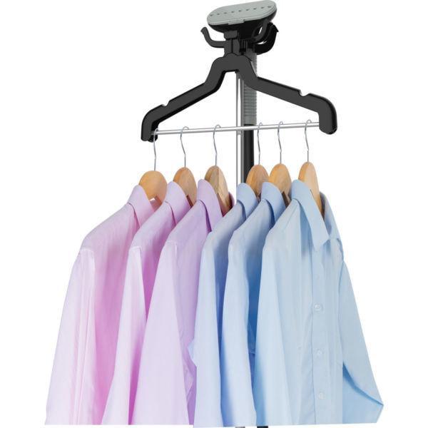 Powerful 1500w Garment Steamer Featuring A 360 Degree