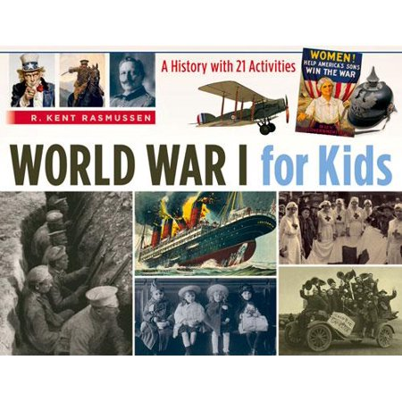 World War I for Kids : A History with 21 Activities - The History Of Halloween Activity